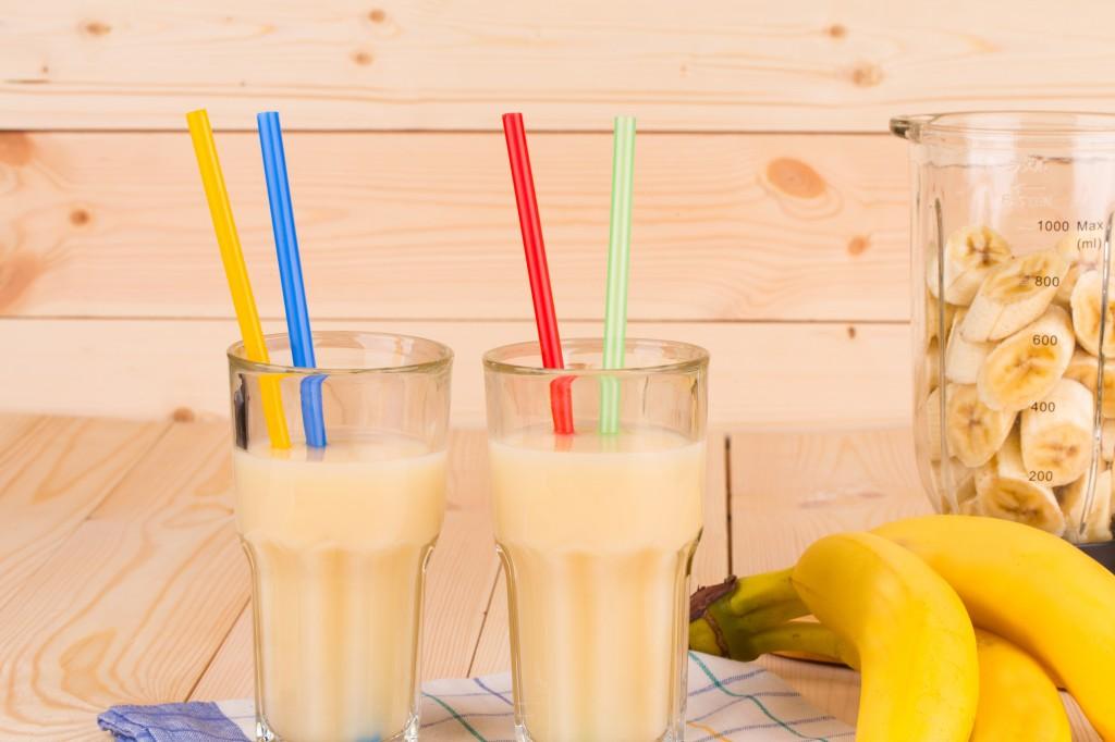 Recipe for healthy breakfast shake