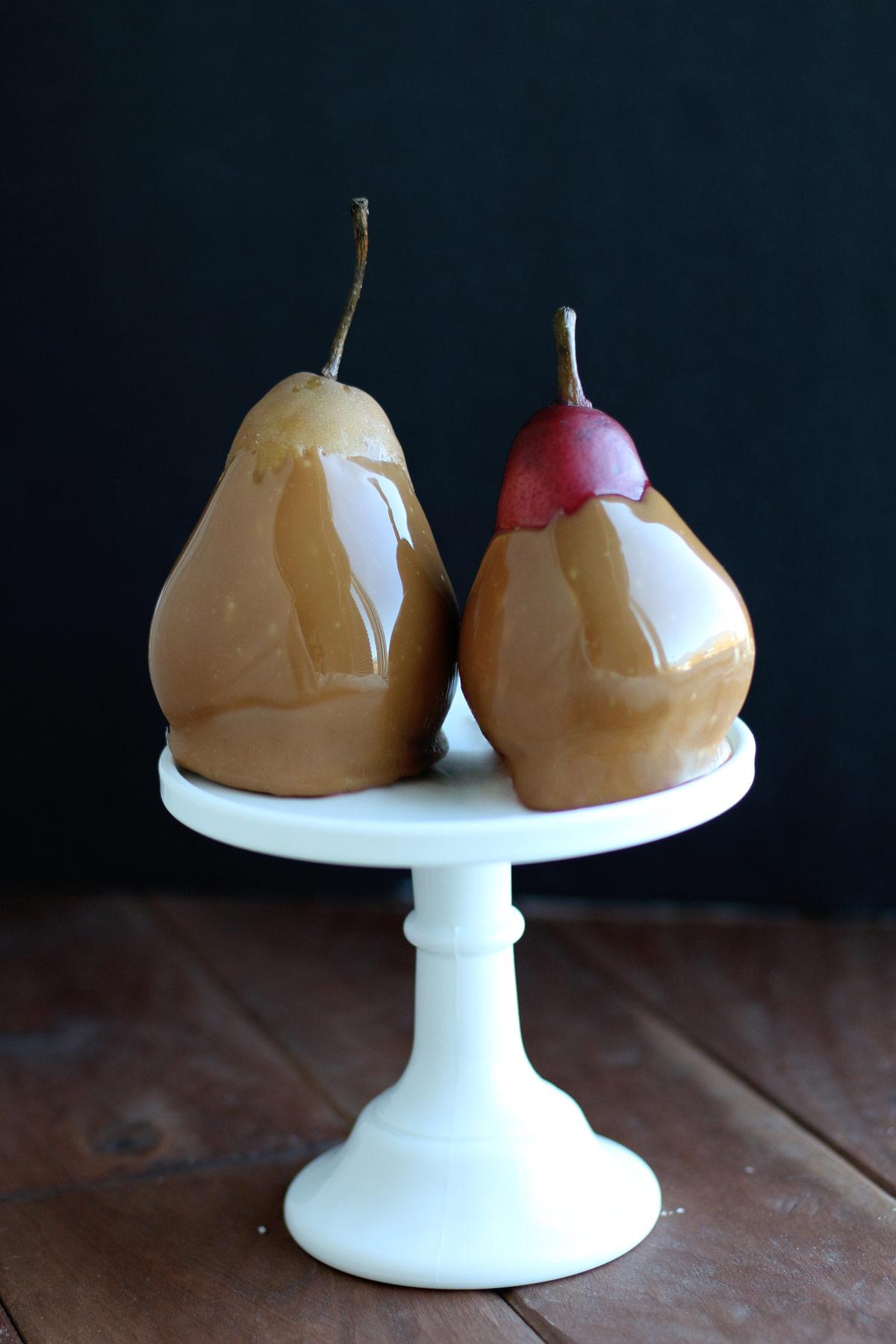 caramel-pear