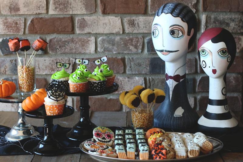 Halloween Cookie Ideas