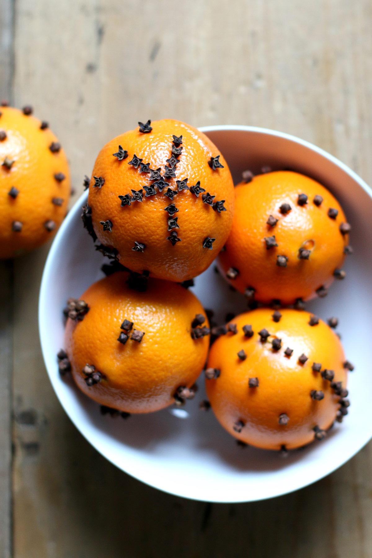 Orange Cloves