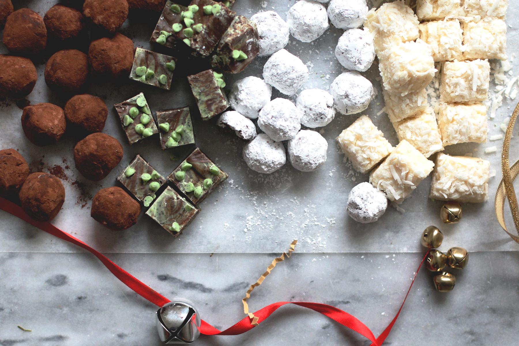 Edible Gift Ideas: Truffles & Fudge