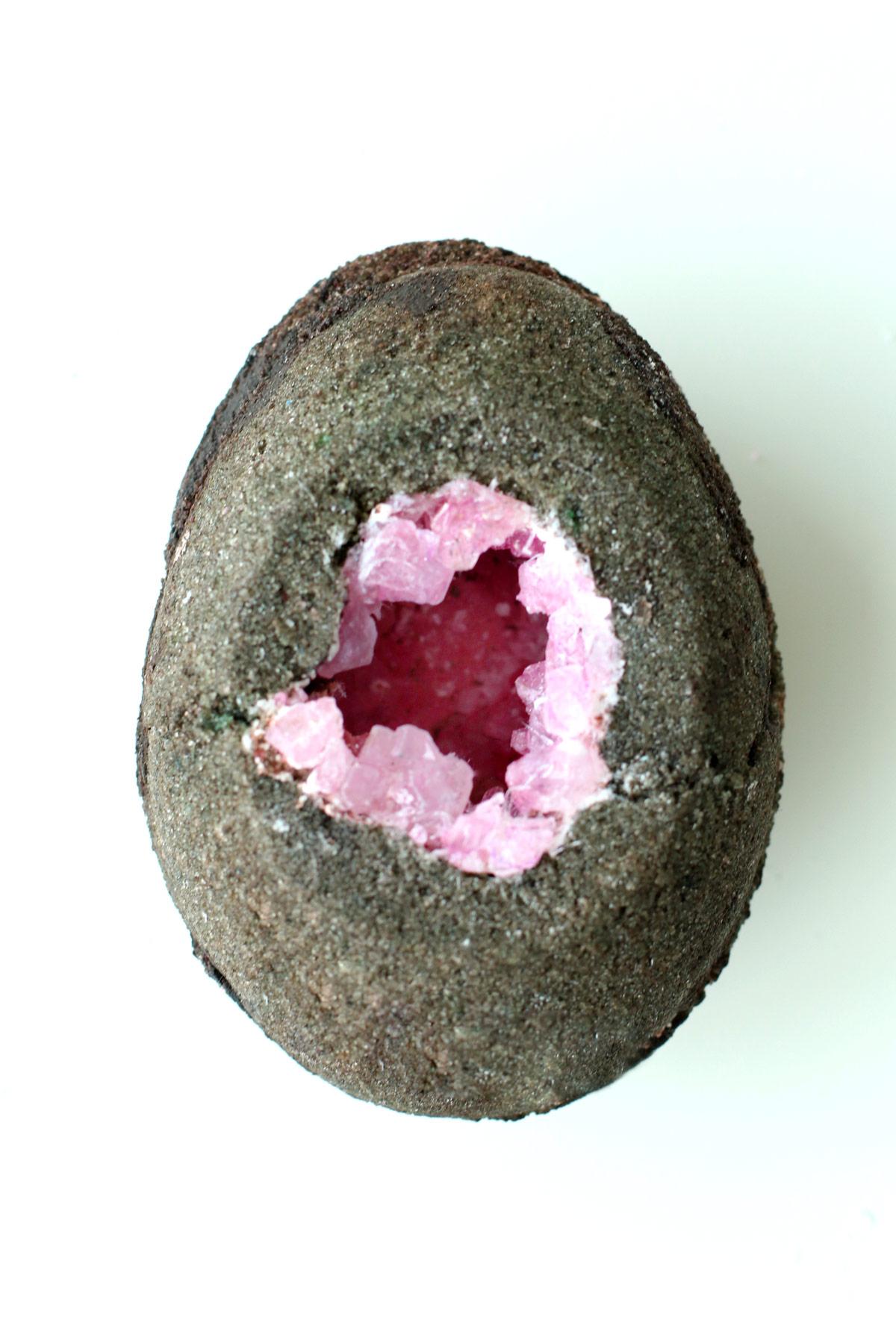 Geode Sugar Egg