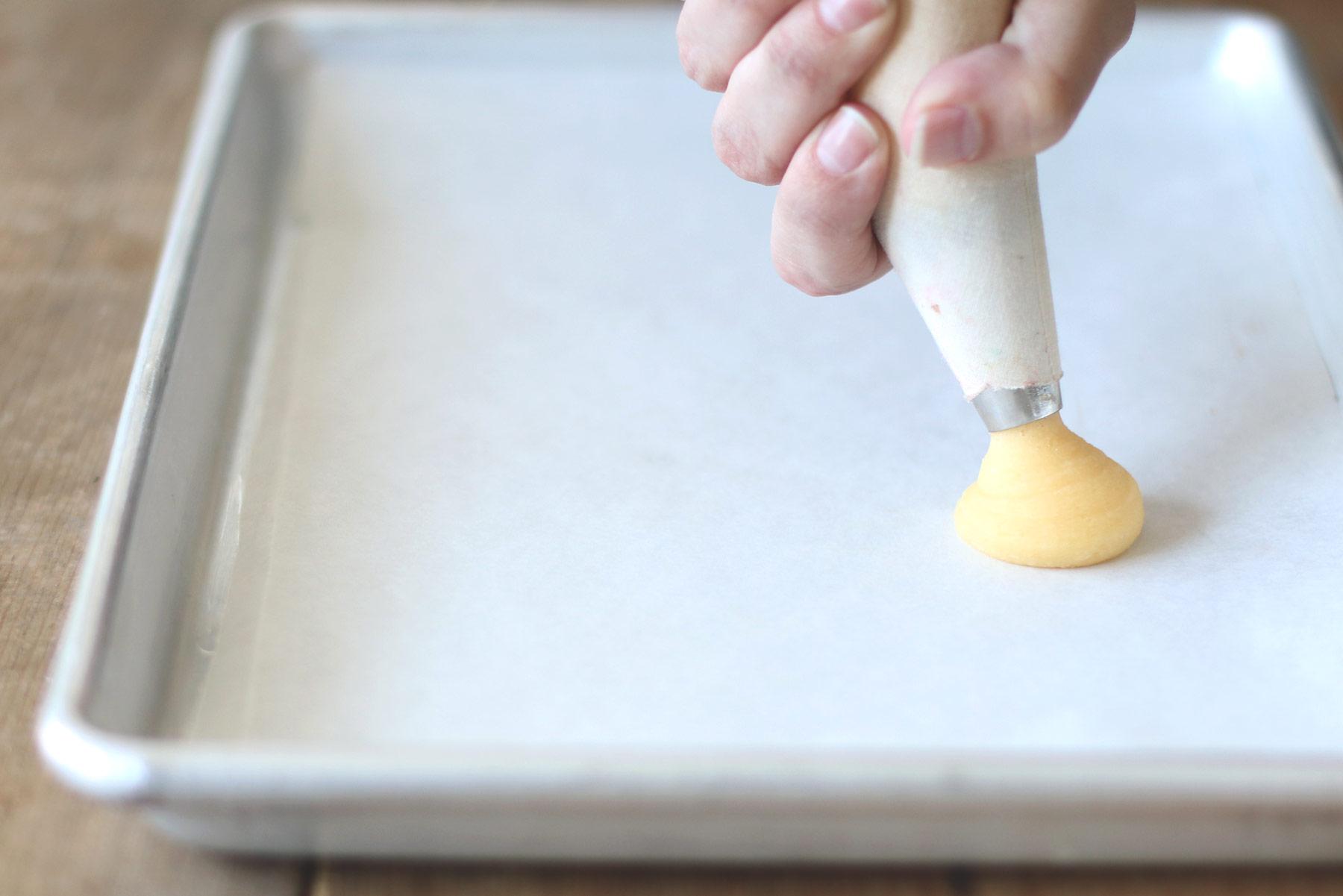 Cream puffs by Orson Gygi