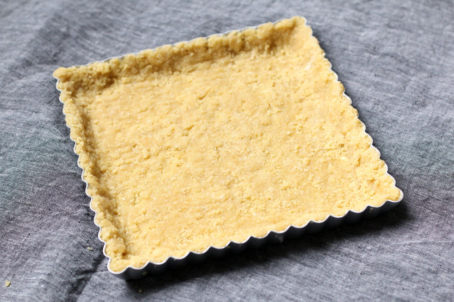 Gluten Free Crust Recipe
