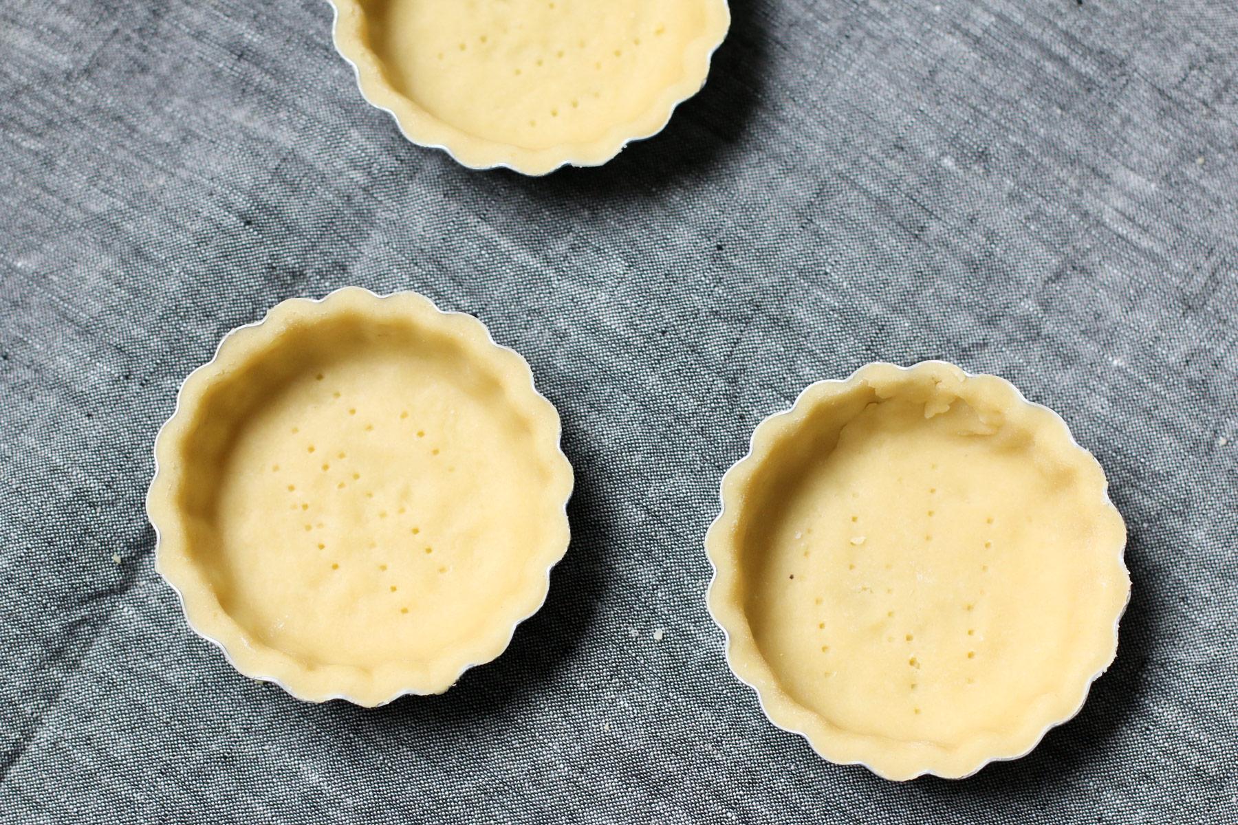 Basic Tart Crust Recipe