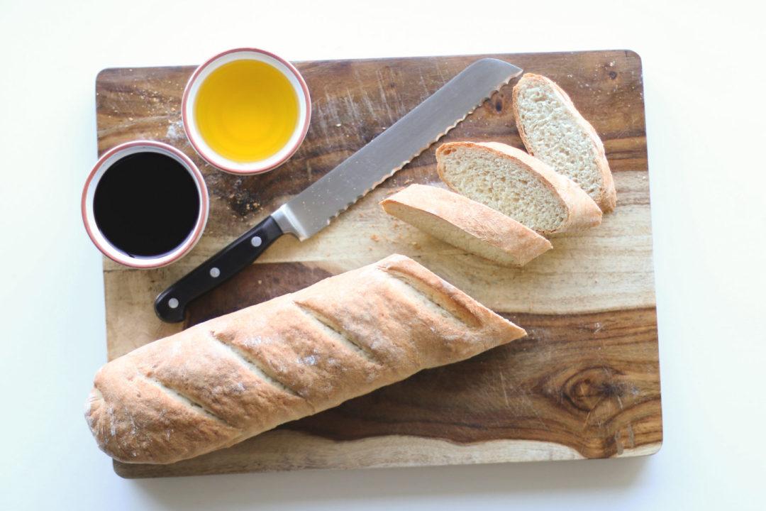 Italian Bread Recipe by Orson Gygi