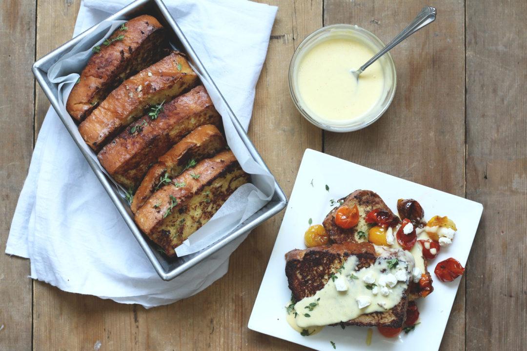 Savory French Toast Recipes