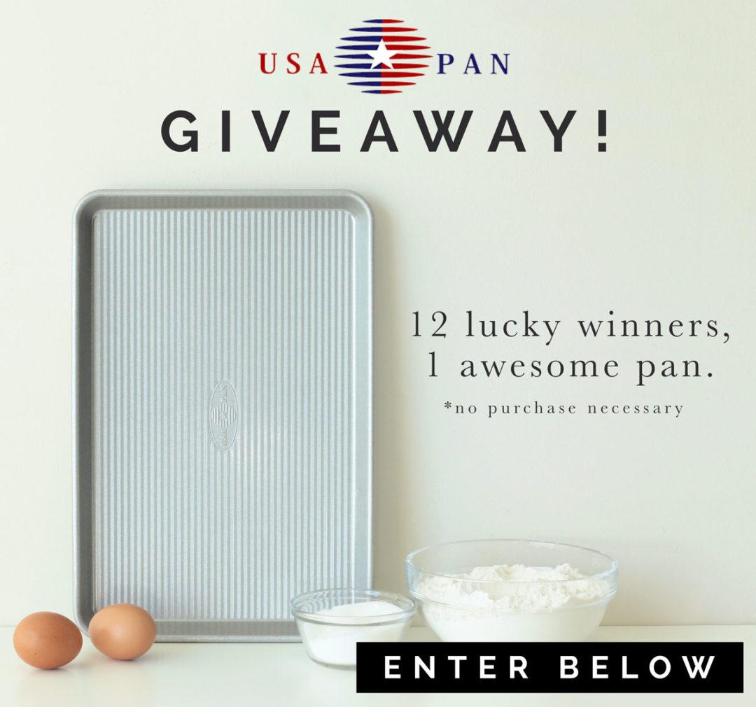 usa pans giveaway