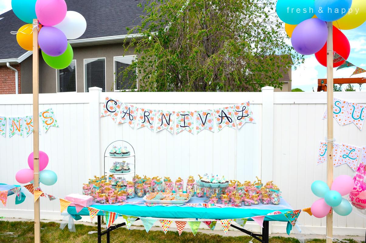 Gygi Carnival Party 6