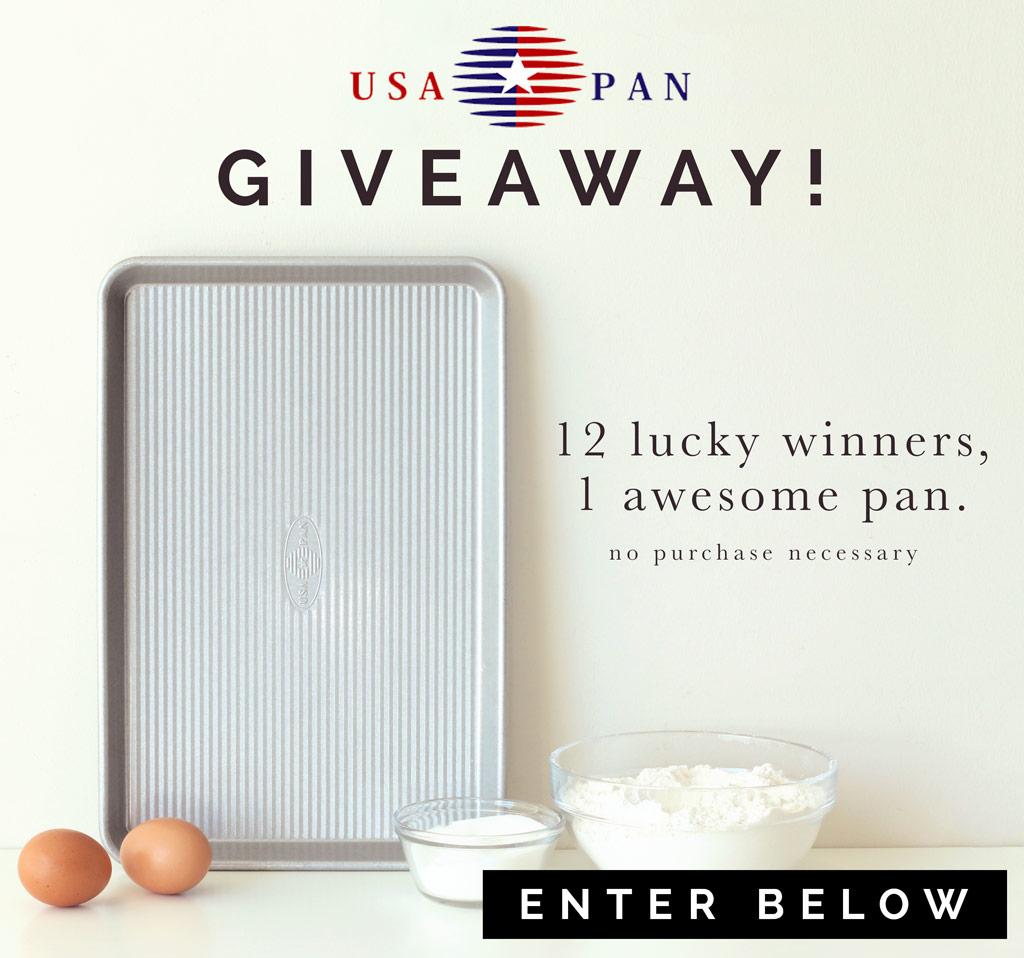 USA Pan Giveaway