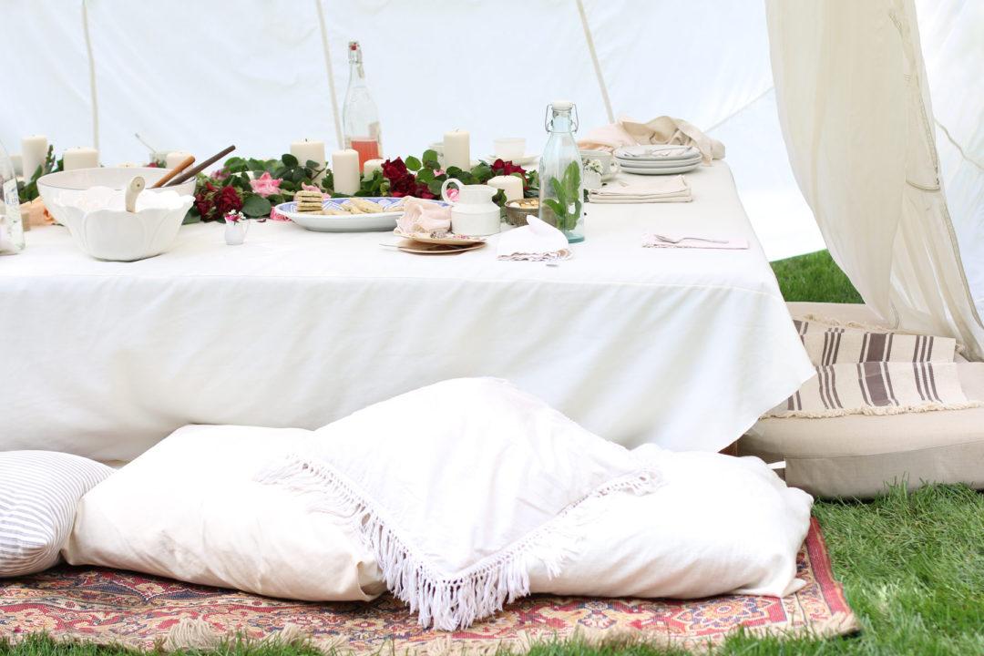 Sweet Summer Soiree Table