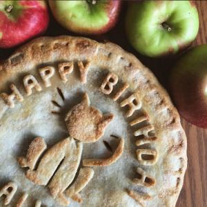 @gailscupcakes Apple Pie