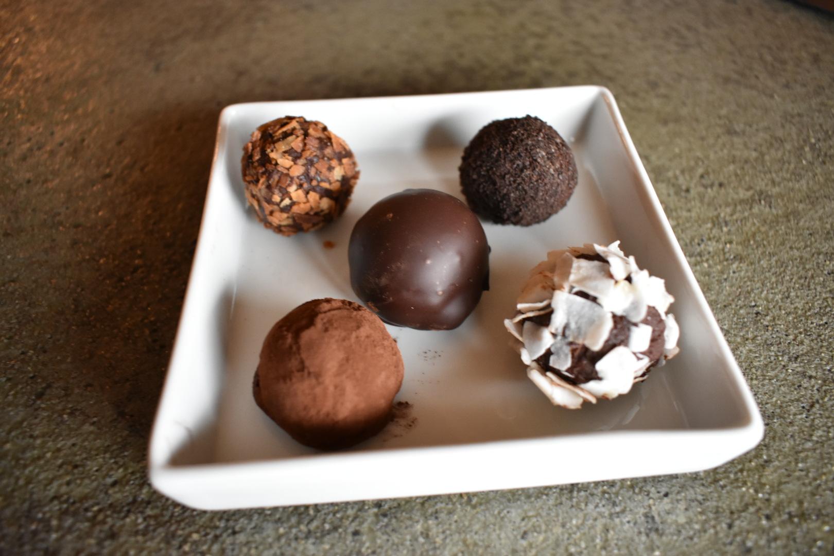 Easy Homemade Chocolate Truffle Base